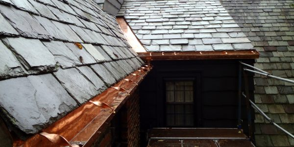 Mahan Slate Roofing Company – Slate and Copper Specialists