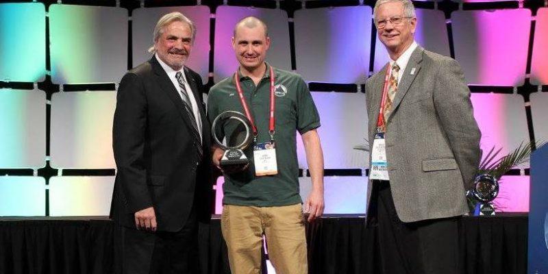 Gold Circle Award From The Nrca Mahan Slate Roofing Company
