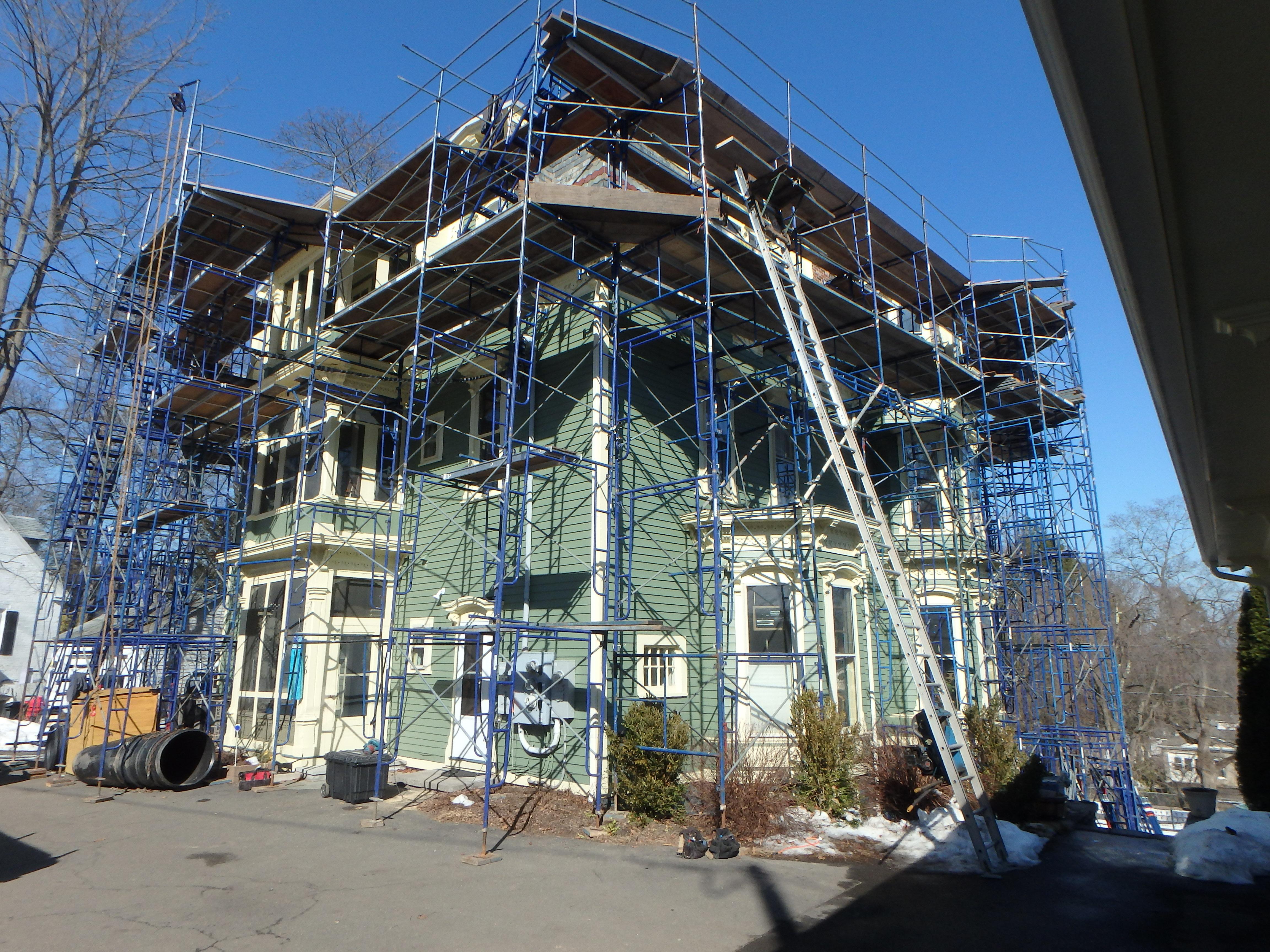 Northampton Ma Residence Mahan Slate Roofing Company